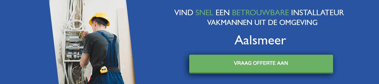 warmtepomp installateurs Aalsmeer