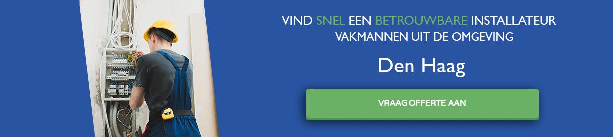 warmtepomp installateurs Den Haag